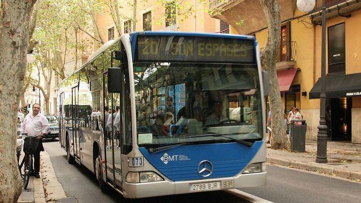 EMT modifica la línea 20 y enlaza Son Espanyolet con Son espases