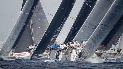La clase ORC, la más numerosa para la Copa del Rey de Vela