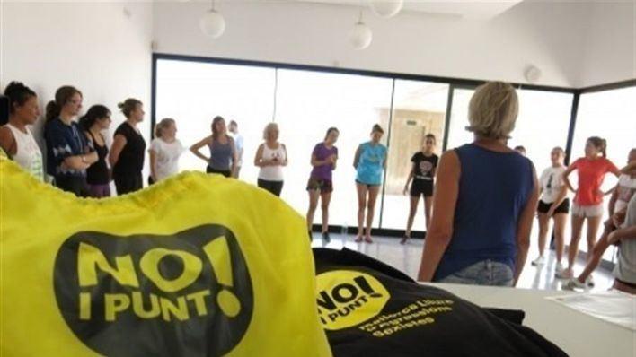 Se inician en Mallorca los talleres de autodefensa feminista Wen-Do