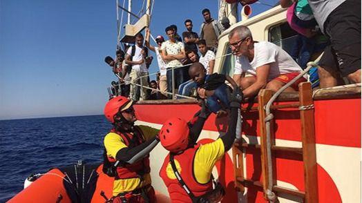 El Consell de Mallorca aporta 55.000 euros a Open Arms para rescatar a inmigrantes
