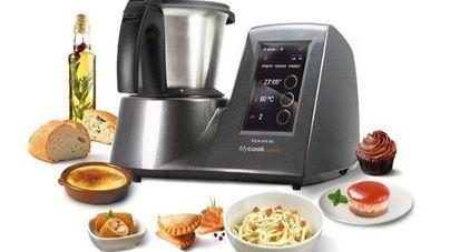 Platos ideales para verano que puedes preparar con un robot de cocina