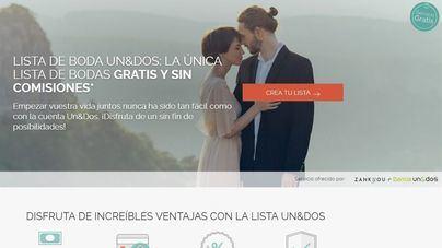 Bankia lanza un producto de 'open business' para ayudar a las parejas a gestionar su boda