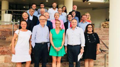 La Agrupación de Cadenas Hoteleras elige a Gabriel Llobera nuevo presidente
