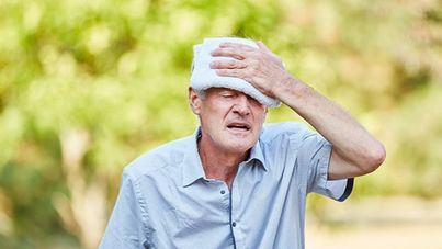 Recomendaciones para prevenir los síntomas de un golpe de calor