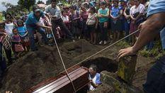 132 los muertos por la erupción del volcán de Fuego en Guatemala