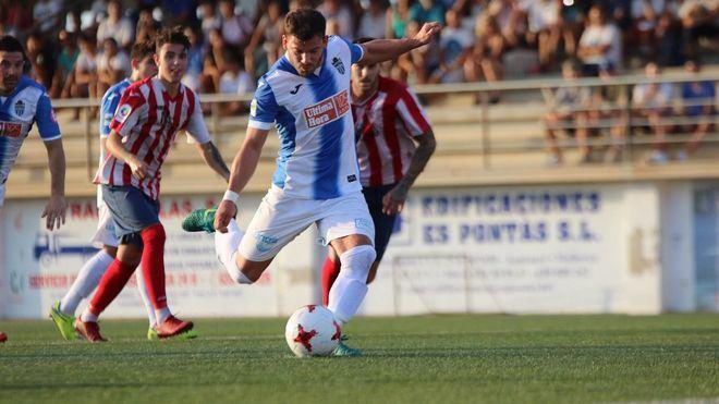 El Baleares gana 0-4 al Santanyí en su primer test de pretemporada