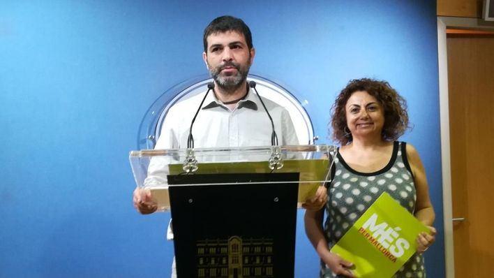 Més no confía en Armengol y el PSOE: es