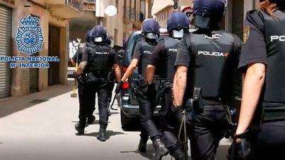 Cae en Manacor una banda que introducía cocaína en Mallorca mediante mulas