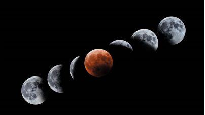 Balears, sitio privilegiado para ver el eclipse total de Luna histórico del viernes
