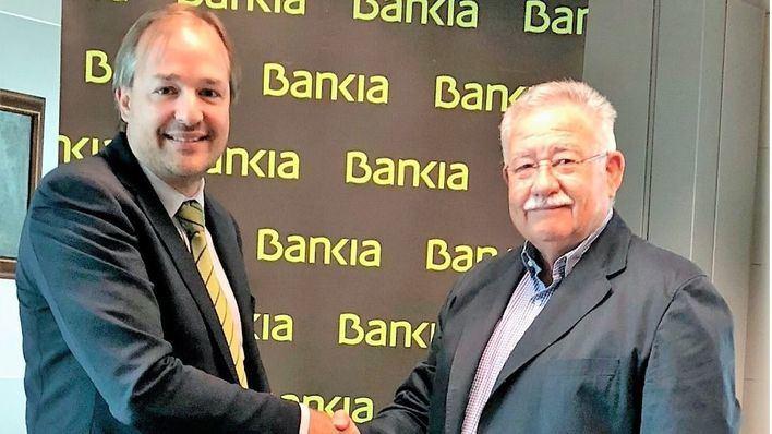ISBA y Bankia habilitan una línea de crédito para pymes y autónomos