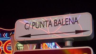 La sala se encuentra debajo del edificio Apolo, en Punta Ballena