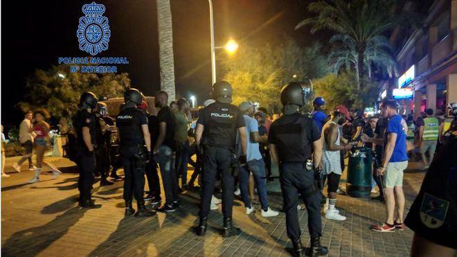 La Policía detecta a cuatro víctimas de trata de seres humanos e identifica a varias 'madames'