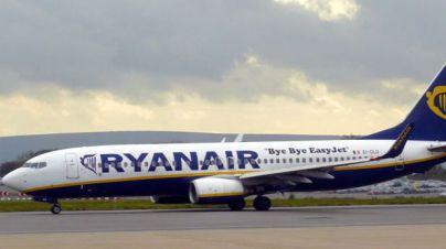 Inspectores de Fomento velarán por los derechos de los pasajeros durante la huelga de Ryanair