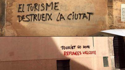 """El Pi pide """"contundencia"""" contra los actos de turismofobia que atacan la """"paz social"""""""