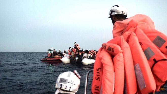 """Policías de Balears: 'Salvamento Marítimo se ha convertido en un taxi para inmigrantes"""""""