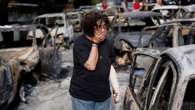 Ya son 80 los muertos por los incendios en Grecia