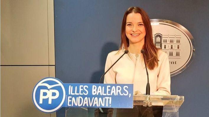 Marga Prohens, Secretaria de Comunicación Interna del PP nacional