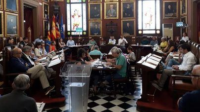 """El Ayuntamiento """"equilibra"""" Palma y saca adelante la ordenanza de terrazas y la zonificación turística"""