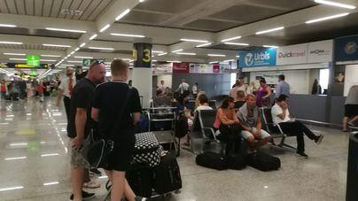Las aerolíneas ofertan 962.250 asientos en Son Sant Joan hasta el miércoles