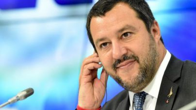 El Consell de Mallorca declara a Salvini persona non grata