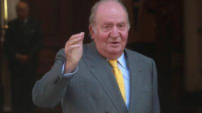 Don Juan Carlos no viajará a Mallorca la semana que viene
