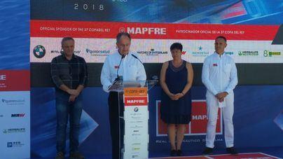 Arranca la 37 Copa del Rey MAPFRE con más de 150 barcos inscritos