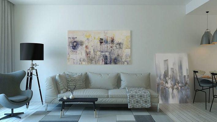 Cómo dominar el arte de esconder los elementos menos estéticos del hogar