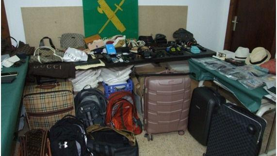 Detenidos en Magaluf los 4 integrantes de la banda 'lanzas chilenos' por robar en casa de lujo