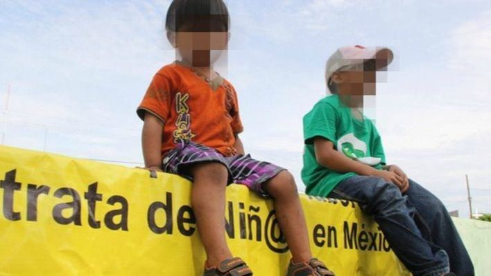 Unicef alerta de que un tercio de las víctimas identificadas de trata en el mundo son niños