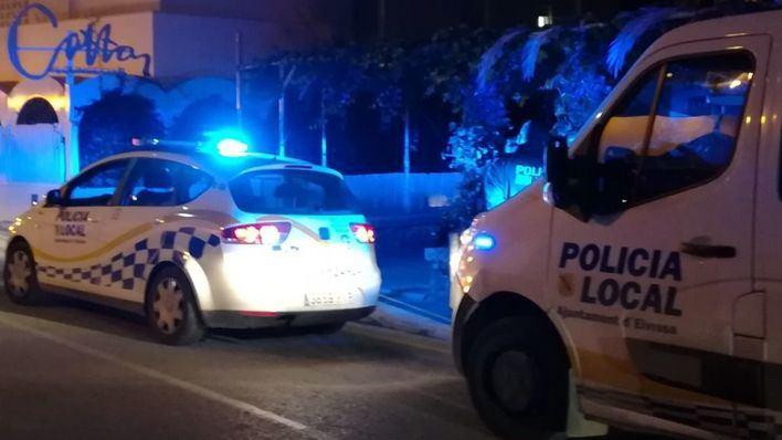 Detenido en Ibiza por agredir a su pareja y a la hermana de ésta
