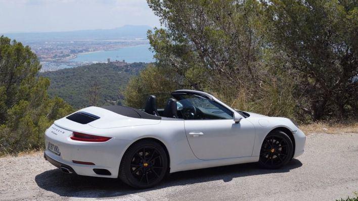La deportividad de una marca como Porsche está disponible en la flota premium de Sixt