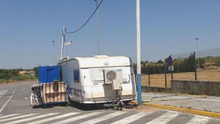 Abren tres expedientes por comercializar caravanas como alquiler turístico en Palma