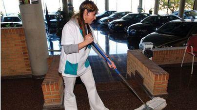 Desconvocada la huelga de limpieza: más contratos fijos y subida del 12,25 %