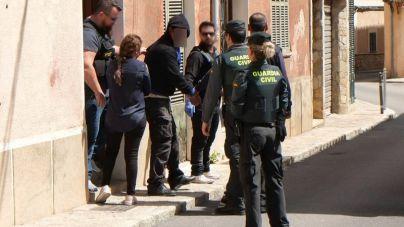 Nueve detenidos por tráfico de cocaína y hachís en Palma, Sencelles, Marratxí y Calvià