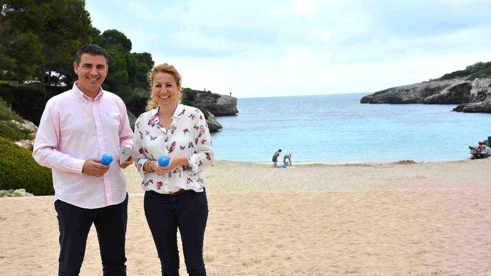 Santanyí repartirá 90.000 ceniceros este verano en sus playas