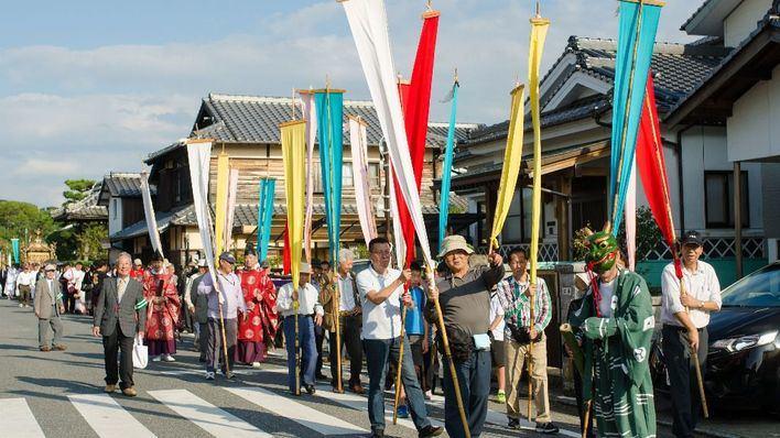 El artista Gaizka Taro llevará a Japón una exposición sobre Montuïri