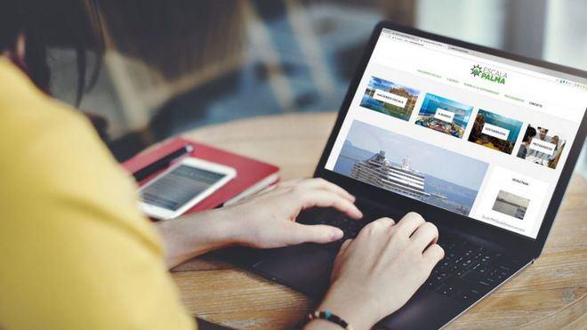 La web informará de los beneficios de los cruceros para las Islas