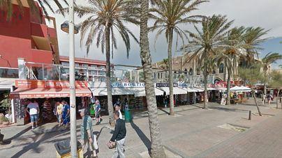 El comercio en zonas turísticas de Mallorca cae hasta un 30 por ciento en pleno verano