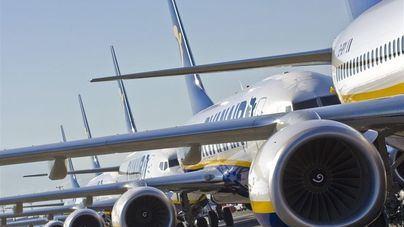 Denuncian que Ryanair deja de ingresar 20 millones al año en la Seguridad Social