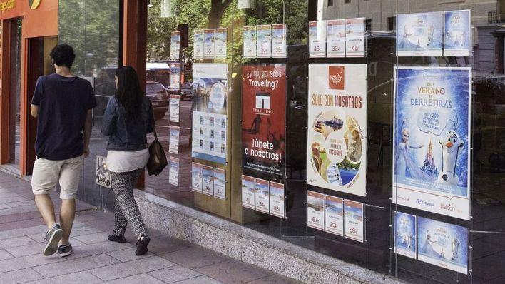El turismo, a la cabeza de la intención de compra de los españoles