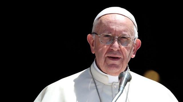 El Papa declara la pena de muerte
