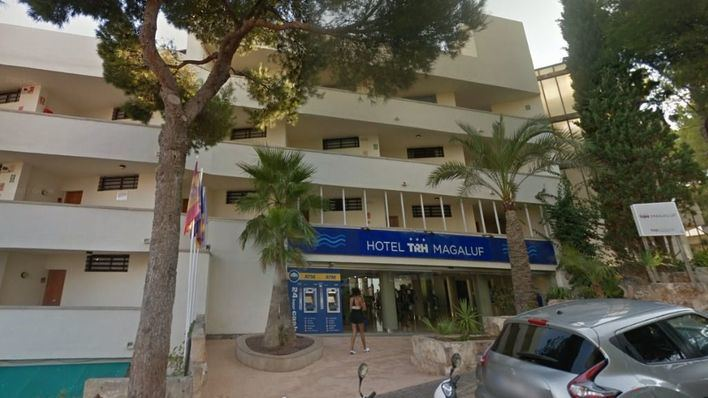 Un turista británico de 25 años, en estado grave tras caer de un sexto piso de un hotel de Magaluf