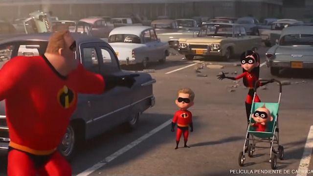 'Los Increíbles 2' llega este viernes a los cines de Mallorca