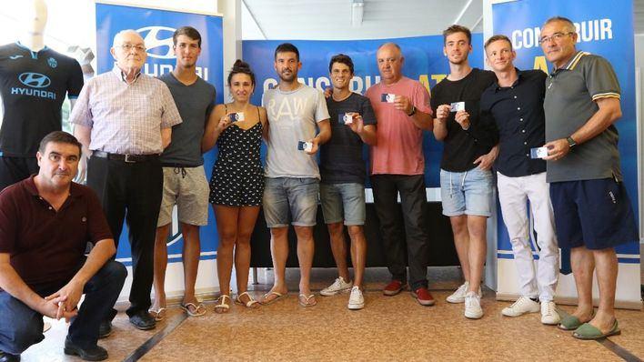 El Atlético Baleares presenta su campaña de socios 2018/2019