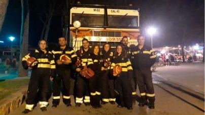 Protección civil de Calvià vigila zonas forestales y playas no urbanizadas para evitar incendios