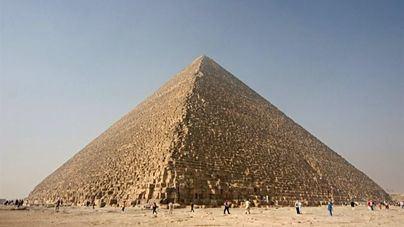 La Gran Pirámide de Giza puede concentrar energía electromagnética