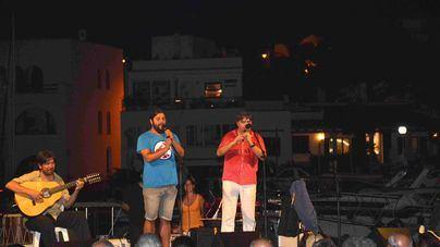 Homenaje a Antoni Artigues en el Reial Club Nàutic de Porto Petro