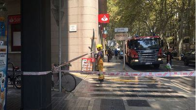 Apagón en el Borne de Palma por avería de dos transformadores