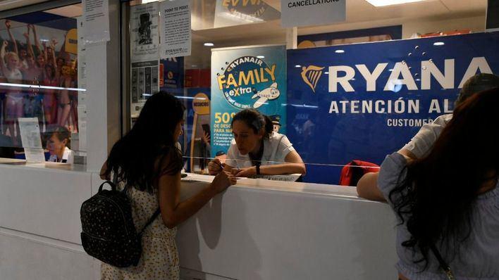 Consumo recomienda a los afectados por el descuento que reclamen a Ryanair