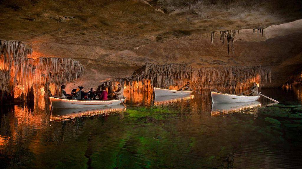 National Geographic elige a las cuevas del Drach como maravilla natural